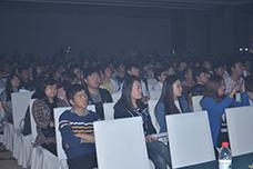 观众席-节目表演中